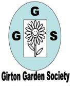 Girton Garden Society Logo