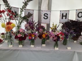 Flower entries